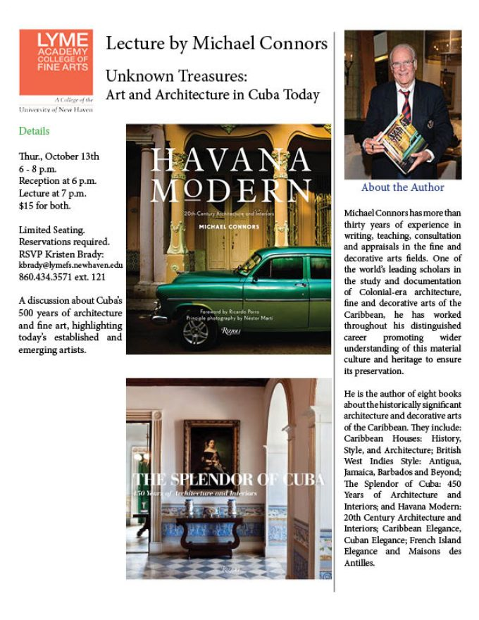 Unknown Treasures: Art and Architecture in Cuba Today